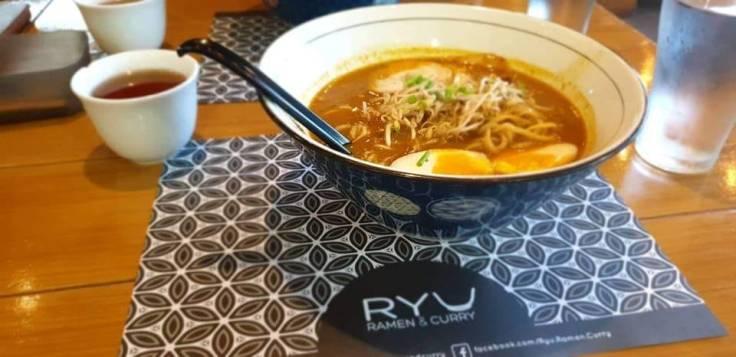 ryu ramen & curry